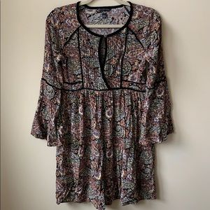 EUC American Eagle long sleeve dress